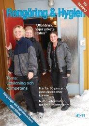 Läs Rengöring & Hygien #1-11 - SRTF