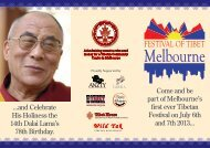 Download - Tibetan Community of Melbourne - Home