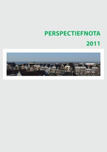 PersPectiefnota 2011