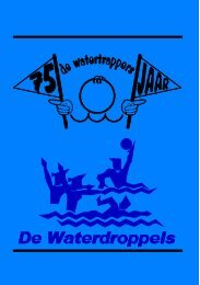 Heren 2 - De Waterdroppels