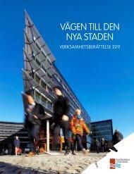 Verksamhetsberättelse 2011, pdf - Älvstranden Utveckling