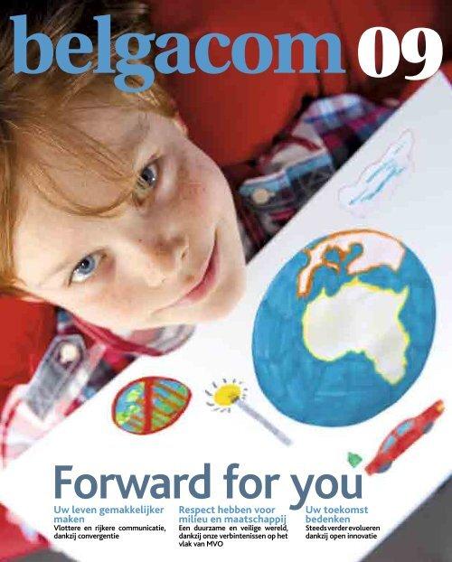 Activiteitenverslag 2009 - Belgacom