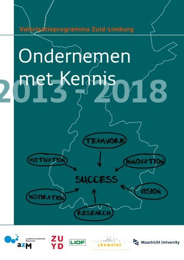 Valorisatieprogramma Zuid-Limburg ... - Hogeschool Zuyd
