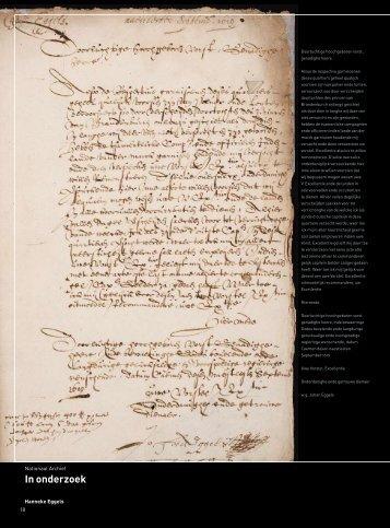 Een brief aan de prins - Hanneke Eggels