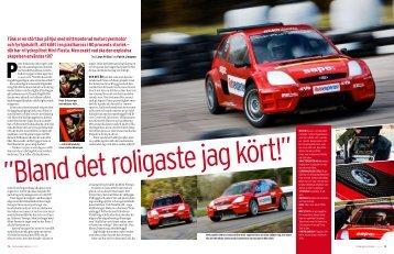 Teknikens Värld nr 1/2010 - Racekampen