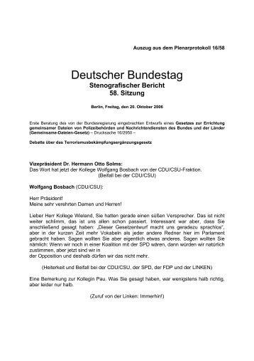 Rede 2006 - 20.10.pdf - Wolfgang Bosbach