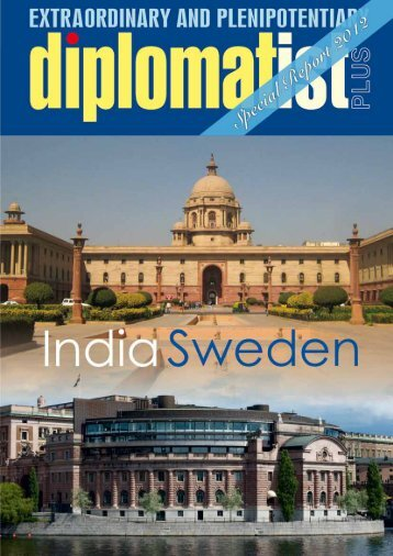 India-Sweden Special Report 2012 - Embassy of India, Sweden and ...