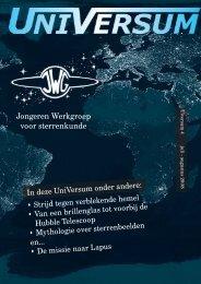 Universum 4 2008 - Sterrenkunde in Nederland