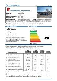 Se energimærke af 28.04.2009