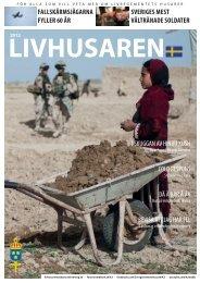 Livhusaren 2012 - LIVHUSARERNAS KAMRATFÖRENING