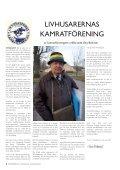 Livhusaren 2012 - LIVHUSARERNAS KAMRATFÖRENING - Page 6