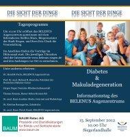 Besuchen Sie uns am 15.09.2012 um 10.00 Uhr ... - BAUM Retec AG