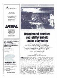 Læs artiklen fra fagbladet Brandmanden nr. 1 februar 1987, 65 årgang