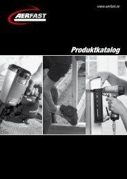Produktkatalog - van aerden group