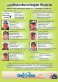 Waders News nr. 3, 2011 - Lystfiskerforeningen Waders - Page 2