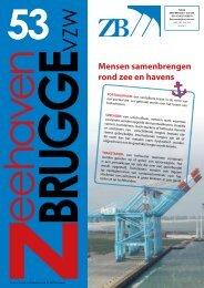 Nieuwsbrief 53 - Zeehaven Brugge vzw