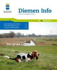 Diemen Info oktober 2011 - Gemeente Diemen