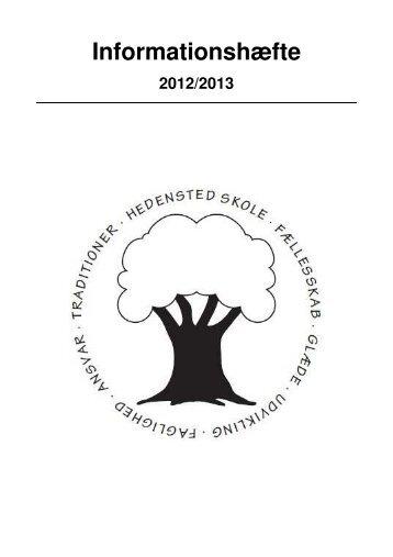 informationshæfte 12-13.pdf - Hedensted Skole