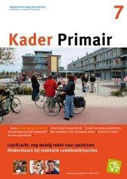 Kader Primair 7 (2007-2008) - Avs