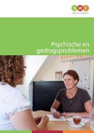 Behandeling van psychische en gedragsproblemen - SWZ