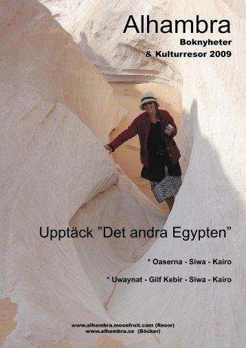 katalog 2009 med text.indd - Alhambra