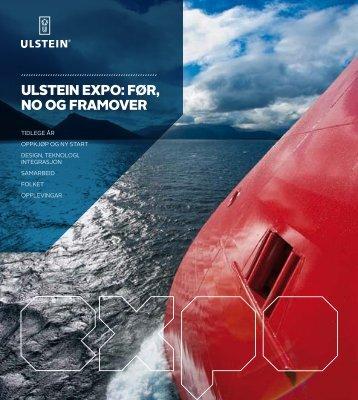 Ulstein expo: før, no og framover - Ulstein Group