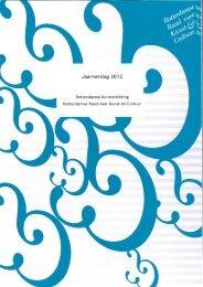 Klik hier voor het jaarverslag 2012. - RRKC