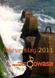 PFO Jaarverslag 2011 - owase