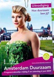 Amsterdam Duurzaam - Nieuw Amsterdams Klimaat