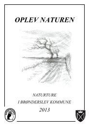 OPLEV NATUREN - Brønderslev Kommune