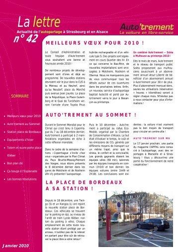 Lettre Janvier 2010.pdf - Auto'trement