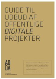 guide - Association of Danish Digital Agencies