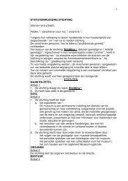 Akte statuten stichting.pdf - Gelders Erfgoed