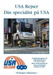 Rundrejser med bil og hotel - USA rejser