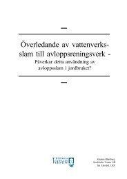 Ladda ner (.pdf, 103 kB) - Stockholm Vatten