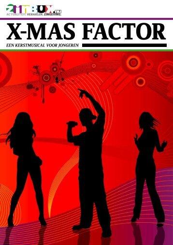 X-mas factor - Zinbox.nu