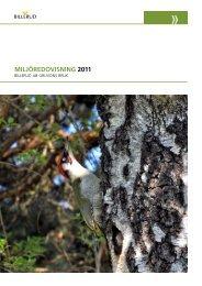 Gruvöns Bruks Miljöredovisning 2011 - Billerud AB