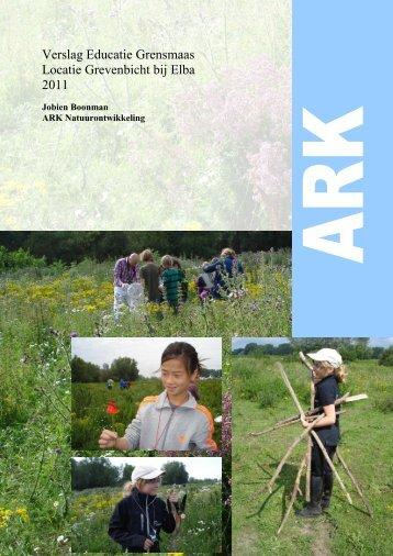Verslag Grevenbricht 2011 - ARK Natuurontwikkeling
