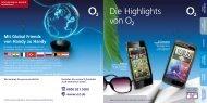 Mobilfunk-Highlights von œ