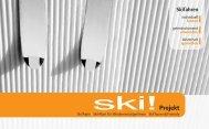 Broschüre: Ski!projekt - Initiative Sichere Gemeinden