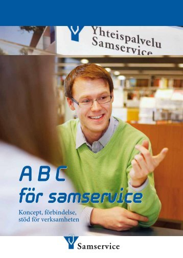 ABC för samservice (pdf) - Yhteispalvelu