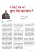 lige muligheder for alle – altid - Fleksicurity - Page 3