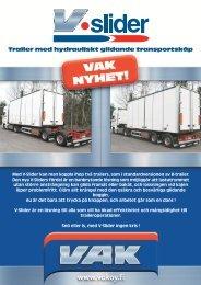 Öppna V-Slider-broschyren (.pdf) - Vak Oy