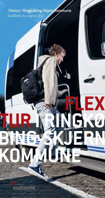 FLEX TURI RINGKØ KOMMUNE BING-‐SKJERN