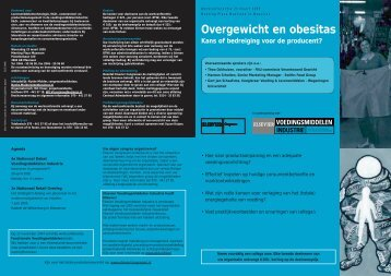 0502005 overgewicht/obesitas - Flanders' Food