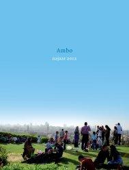 najaar 2012 - Ambo|Anthos