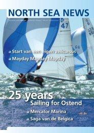 25 years - North Sea News