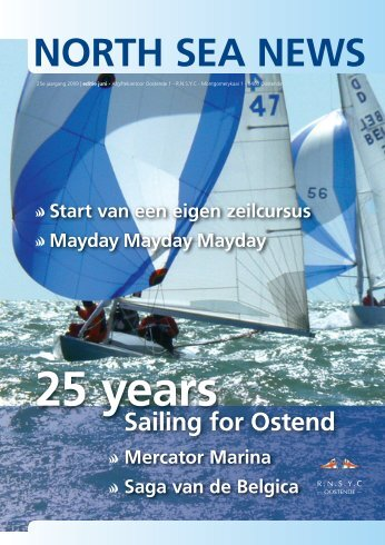 25 years - North Sea News
