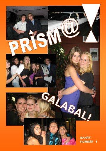 2009/2010 nr 3 maart - Leerlingen - Prisma College