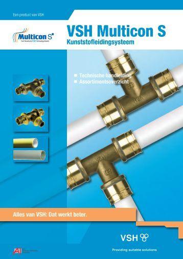 Technische Documentatie VSH Multicon S